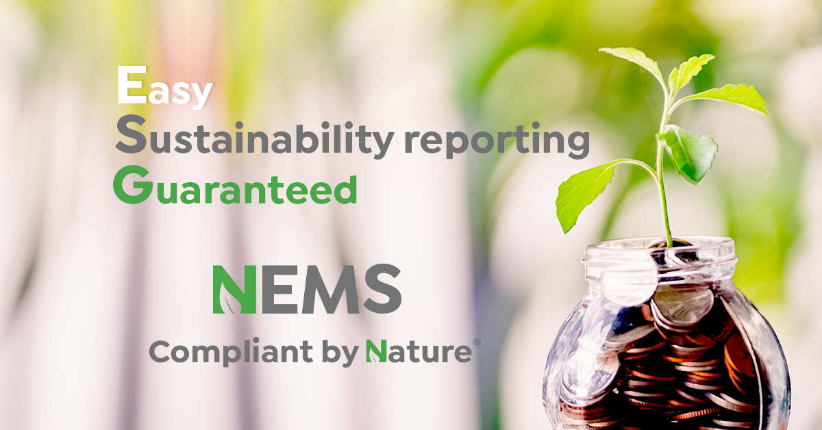 Easy Sustainability reporting Guaranteed