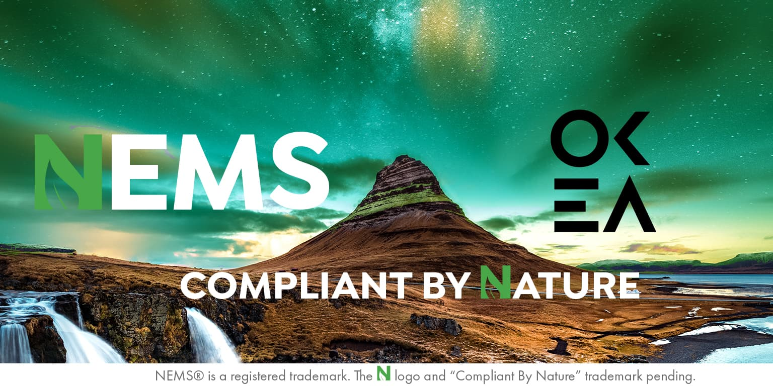 OKEA have signed new contract for NEMS environmental software suite